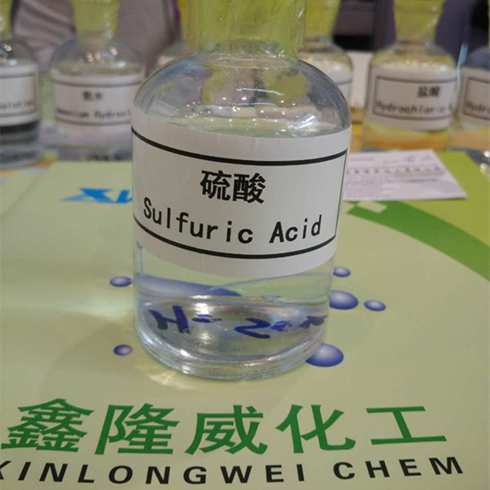 Sulfuric Acid Price