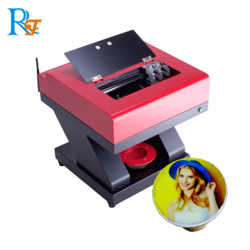 fashion printing coffee machine