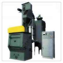 Pipe Fitting Shot Blasting Machine