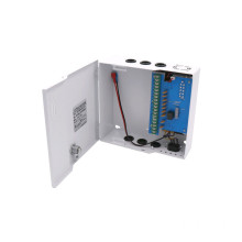 As model 350W Power distribution for CCTV cameras