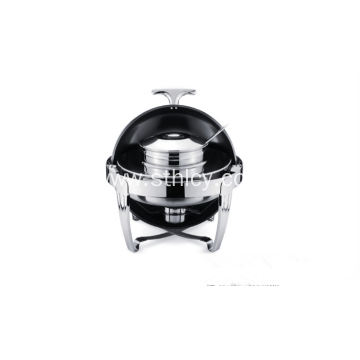 Eco Friendly Stainless Steel Dome Chafing Dish