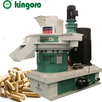 Vietnam Popular Rice Husk Pellet Making Machine