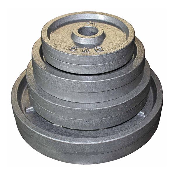 100 Kg Cast Weight Plates