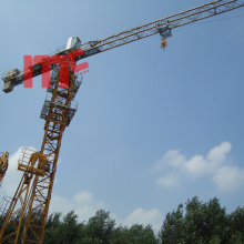 Potain flat top tower crane