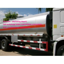 Sinotruk Heavy Duty Fuel Oil Delivery Truck