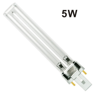 High quality H-type high output UV germicidal lamp