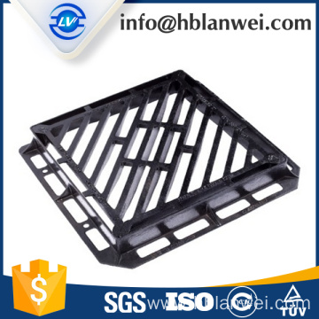 Bottom price for Ductile Manhole Cover C250 cast iron greating supply to Indonesia Factories