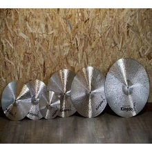 Factory best selling for Handmade B20 Cymbals Jazz Drum Set Cymbals supply to Lithuania Factories