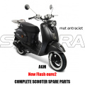 AGM NEW FLASH SCOOTER BODY KIT ENGINE PARTS COMPLETE SCOOTER SPARE PARTS ORIGINAL SPARE PARTS
