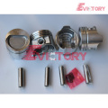 TOYOTA  engine parts piston 5K piston ring
