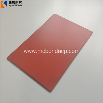 Outside Building Finishing Materials ACP Sheet