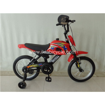 Children Motobikes 12 inch 16 inch Suspension Bike