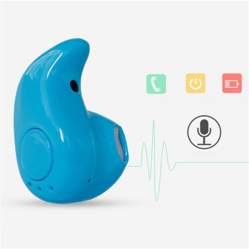 Small in-ear earphone smart bluetooth headset