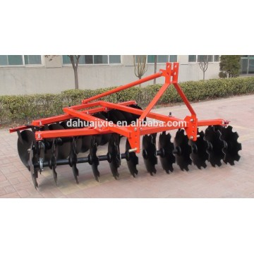 Middle duty pull type rotary disc harrow for sale