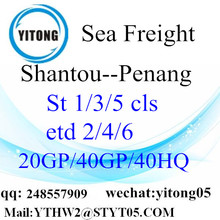 Shenzhen Sea Freight to Penang
