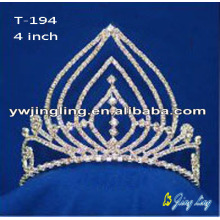 Rhinestone Wholesale Crowns And Tiaras
