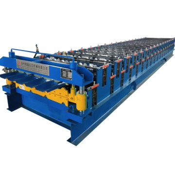 Steel Sheet metal roof tile making machine
