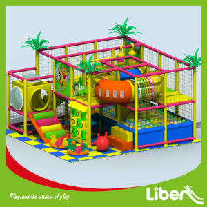 professional factory for Attractive Indoor Playland Unique indoor amusement playground supply to United States Manufacturer