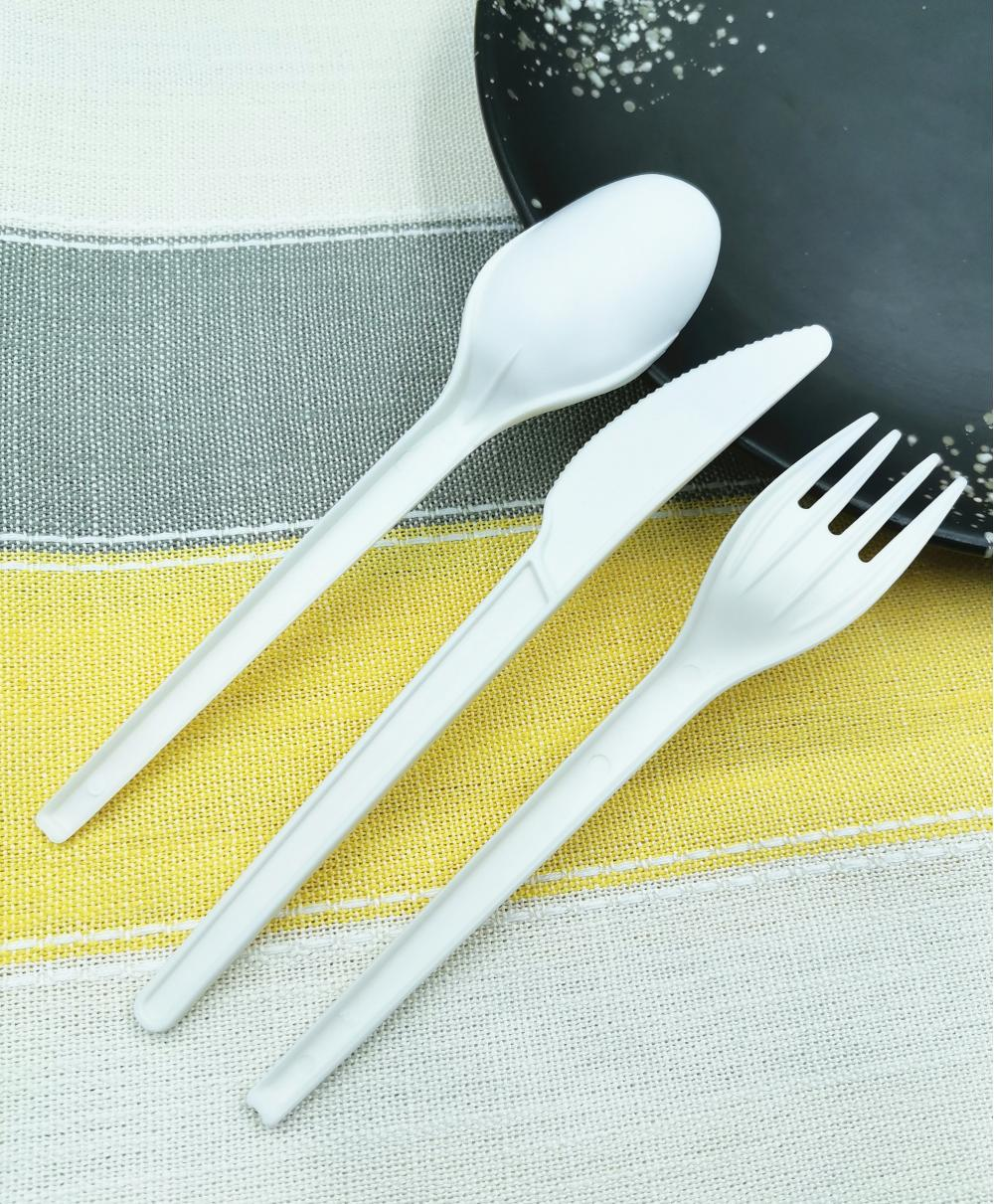 Eco-friendly Disposable Flatware Sets