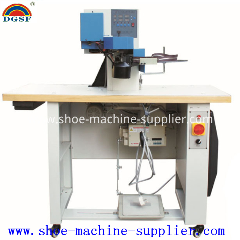 Zipper Covering Machine