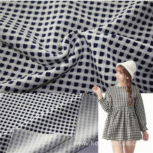 New products jacquard knitted spandex cotton fabric