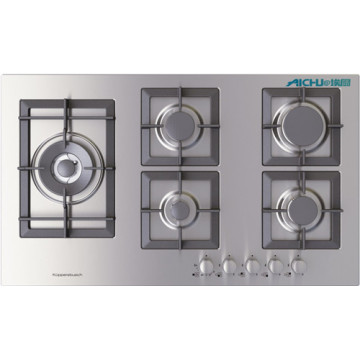 5 Burners Induction Hobs Glen India Gas Stove