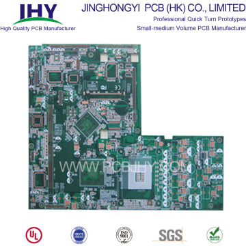 Double Sided Fr4 Impedance Controlled PCB Manufacturing