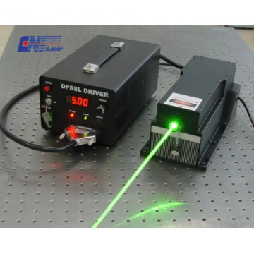 532nm Green Laser For Particle Image Velocimetry