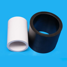 Custom Made Black Expanded Molded PTFE Rod Bar