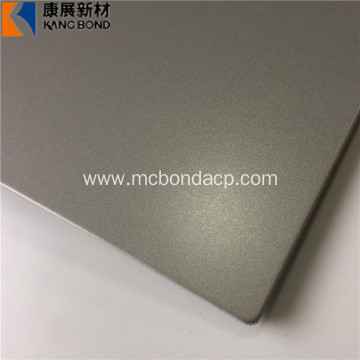 PPG and Becker Aluminum Plastic Composite Panel
