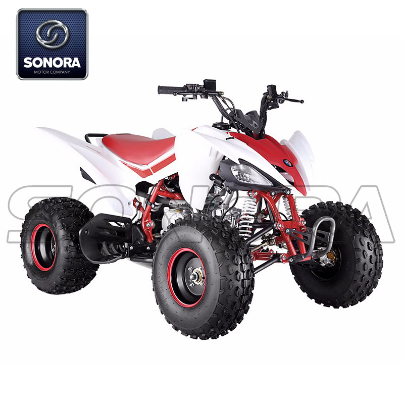 Mikilon ATV 125L PENTORA Complete Engine Body Kit Spare Parts Original Spare Parts