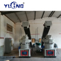 agrical waist big size pellets machine