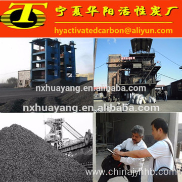 8*30 Granular activated carbon supplier