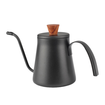 New design Stainless Steel Gooseneck Coffee Kettle