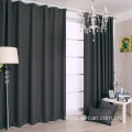 Black fabric for curtain made to size