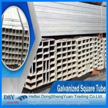 40mm Galvanized Steel Square Tube