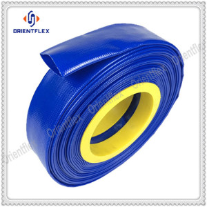 High quality pvc lay flat water irrigation hose