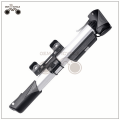 Mini aluminum alloy bicycle pump Bike pump for A/V F/V Bicycle pump for MTB Fixed gear bike road bike