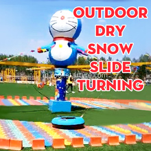 Snow Turning Outdoor Water Drifting Untuk Taman Hiburan