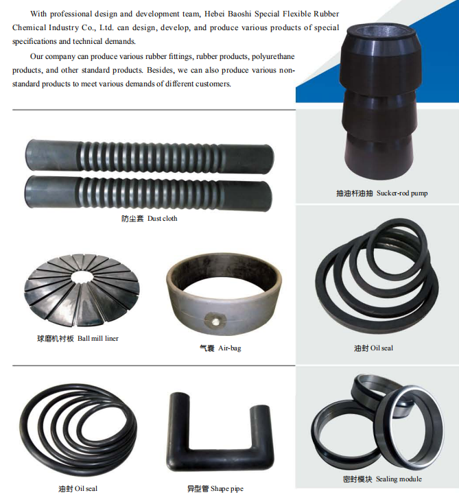 Rubber Gasket Products