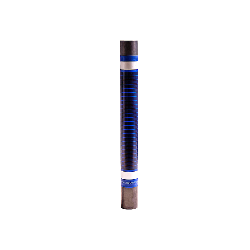 Low power low voltage stainless steel heating tube
