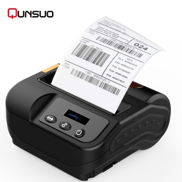 80mm mini thermal printer receipt/ label printing mechanism