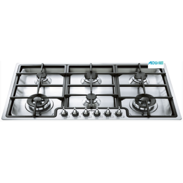 Standard Height of Stove 6 Burner