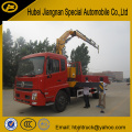 Dongfeng Folding Boom Truck Mounted Crane