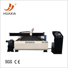 CNC plasma torch cutting machine within pipe cutting
