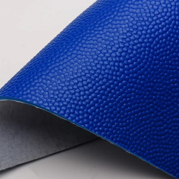 Grain pattern PU synthetic leather for soccer ball