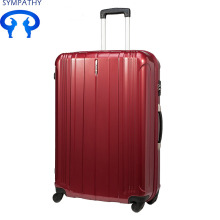 China New Product for Supply PC Luggage Set, PC Luggage Sets, PC Luggage Bags from China Manufacturer Custom pull rod box PC wanxiang wheel suitcase supply to United Kingdom Manufacturer