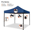 Outdoor heavy duty 3mx3m steel frame gazebo tent