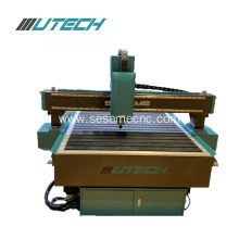 Precision wood cnc router with T-slot table