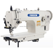 Direct Drive Top and Bottom Feed Heavy Duty Lockstitch Machine with Auto-Trimmer
